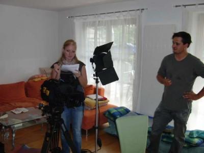 RTL-Interview am 14.08.2009 für Explosiv Weekend
